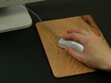 屋久杉マウスパッド 22.5cm×16cm