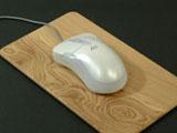 屋久杉マウスパッド 22cm×13cm